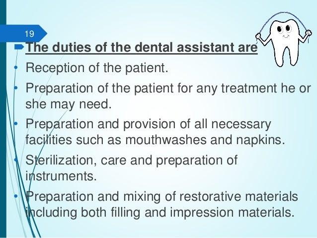 Dental manpower