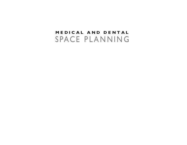 Dental medical and dental space planning malkin for Space planning app