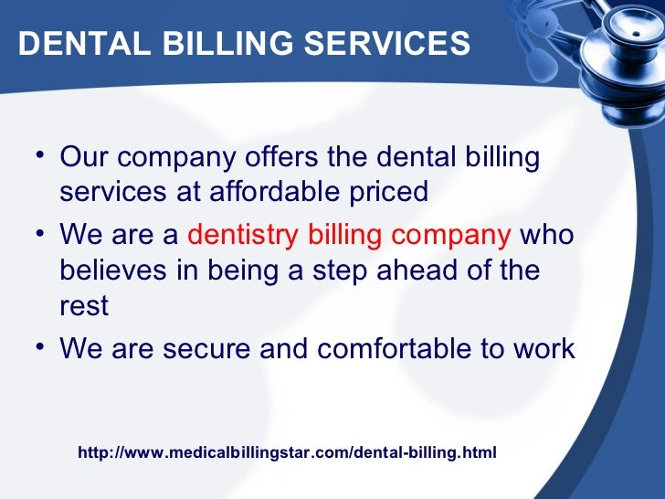 Image result for dental billing company