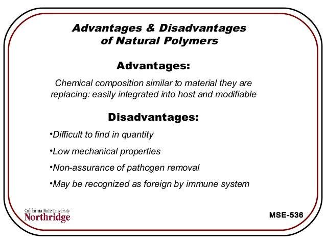 Dental Polymers 1