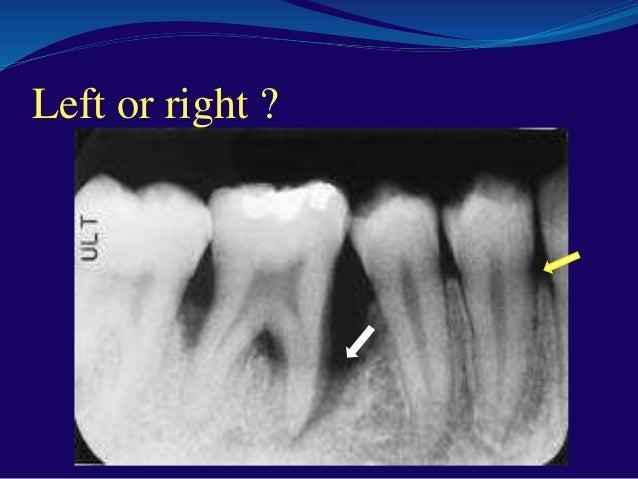 Dental radiology interactive class