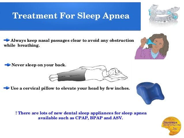 Dental Sleep Appliances Treating Sleep Apnea