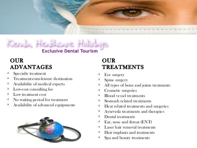 Dental tourism Kerala