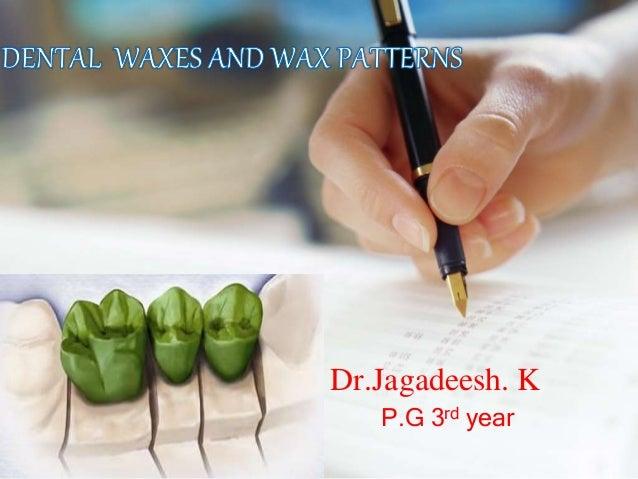 P.G 3rd year Dr.Jagadeesh. K
