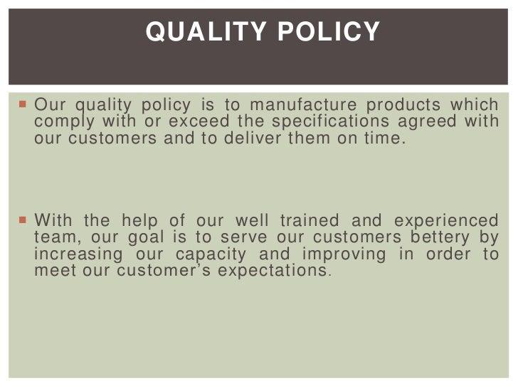 Denta textile company profile Slide 3
