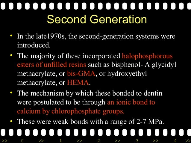 >> 0 >> 1 >> 2 >> 3 >> 4 >> Second Generation • In the late1970s, the second-generation systems were introduced. • The maj...