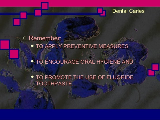 dental caries essay Start studying dental caries process learn vocabulary, terms, and more with flashcards, games, and other study tools.