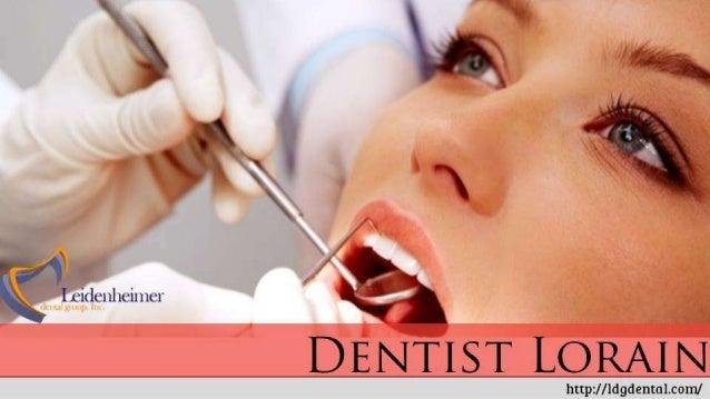 Dentist lorain