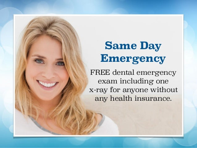 Image result for dental emergency free