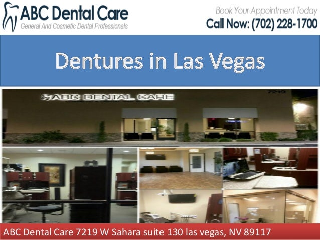 ABC Dental Care 7219 W Sahara suite 130 las vegas, NV 89117