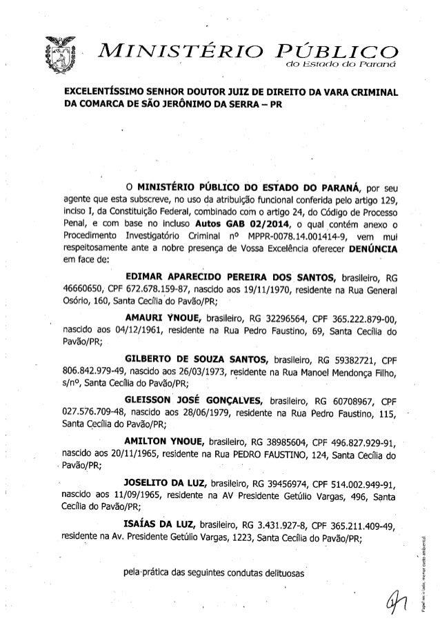 Denuncia Edimar dos Santos (1)