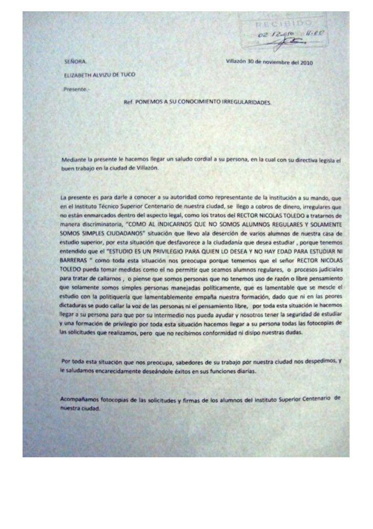 Denuncias2010