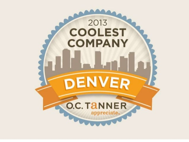 Top 10 Coolest Companies to Work for in Denver