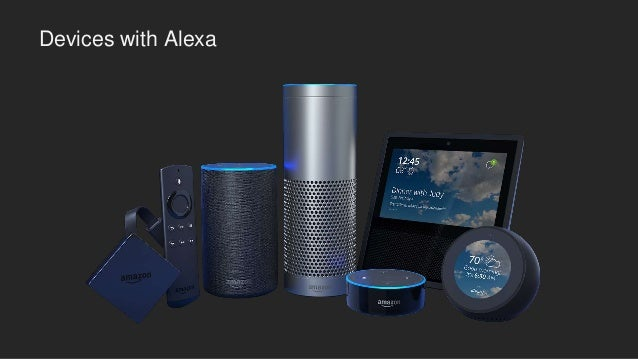 Getting Started With Alexa Skills Slide 2