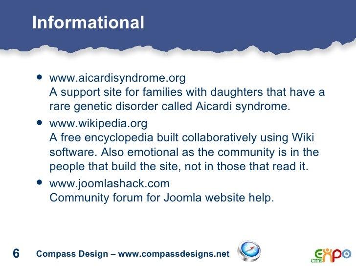Denver CMS Expo Building Online Communities slideshare - 웹