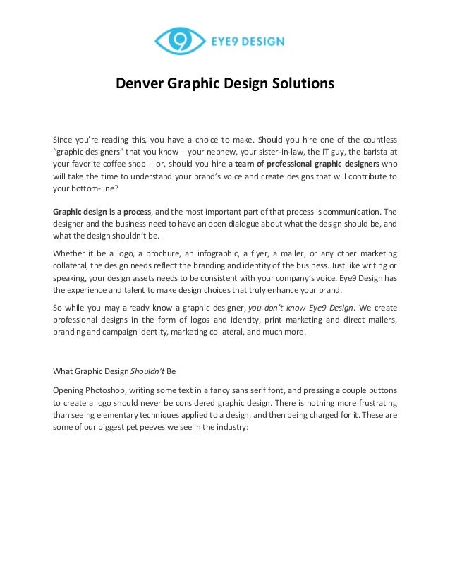 Submitting Files For Print Denver Print Companyposter Printing