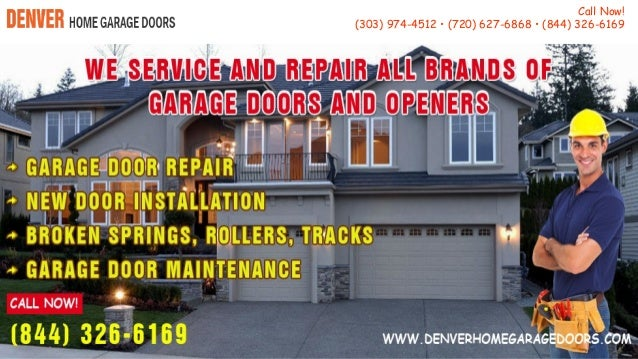 ... Garage Door Service Provider In Denver. Call Now! (303) 974 4512 U2022  (720) 627 6868 ...