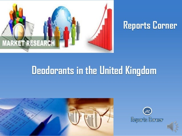 RC Reports Corner Deodorants in the United Kingdom