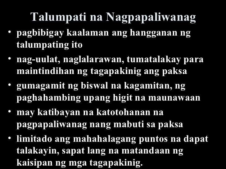 maikling talumpati na nakakatawa At patnubay sa ating pangaraw-araw na pamumuhay ang mga kasabihang pilipino at salawikaing tagalog ay isinasaad sa mga.