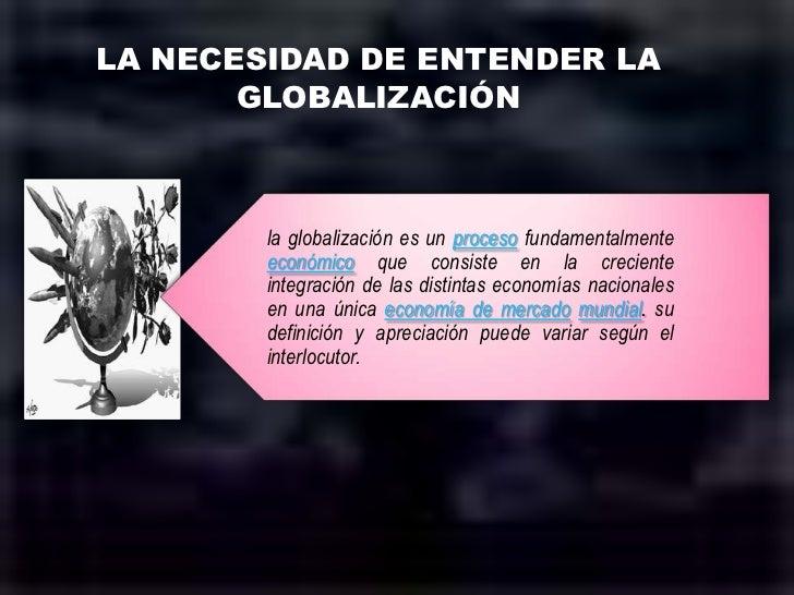 La globalizacion en la contabilidad  Slide 3