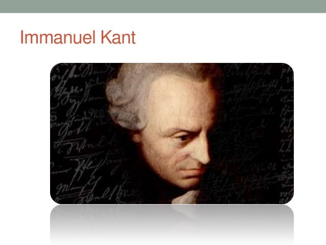 Immanuel kant lectures on ethics pdf