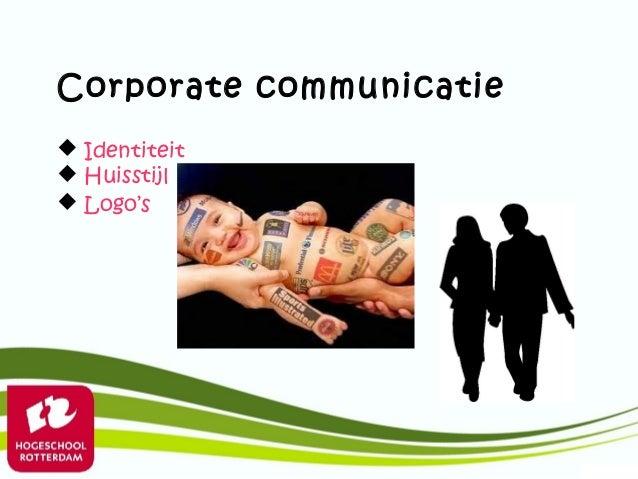 Corporate communicatie Identiteit Huisstijl Logo's