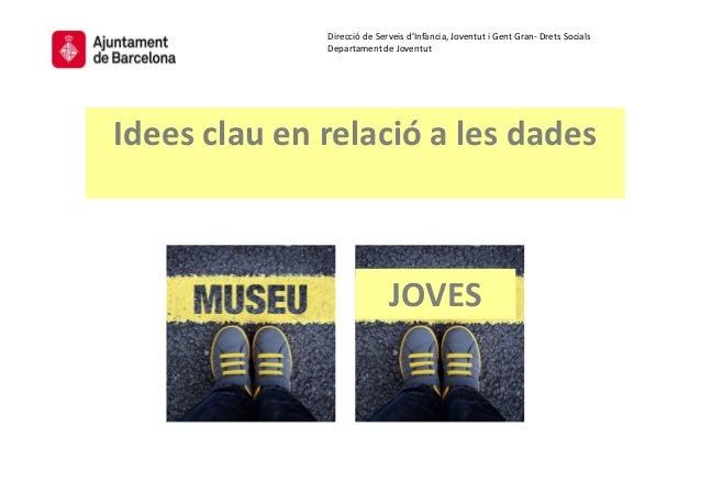 55,7 57,7 0 10 20 30 40 50 60 70 2014 2015 2016 Joves 16-34 Població total Gràfic 1. Visita a museus o exposicions en els ...