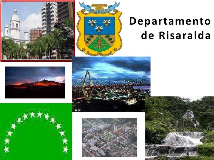 Departamento de Risaralda<br />