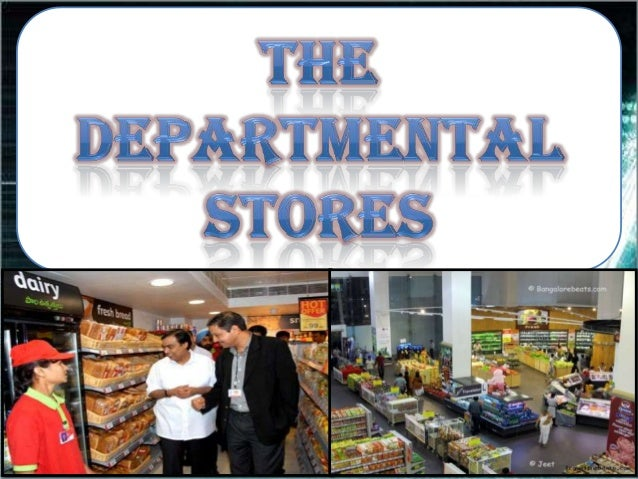 What is a departmental                 store? A department store is a retailestablishment which specializes insatisfying a...