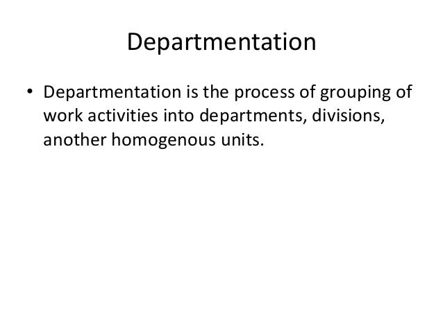 Definition, Meaning & Characteristic of Organisation
