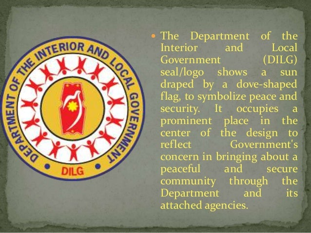 Department Of Interior And Local Government