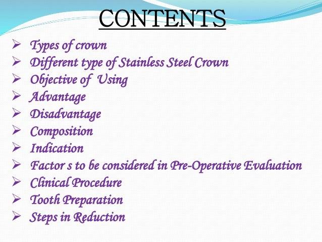 Stainless Steel Crown (Department of pedodontics) Slide 2