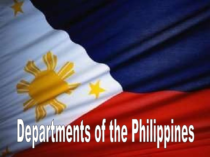 Departments of the Philippines