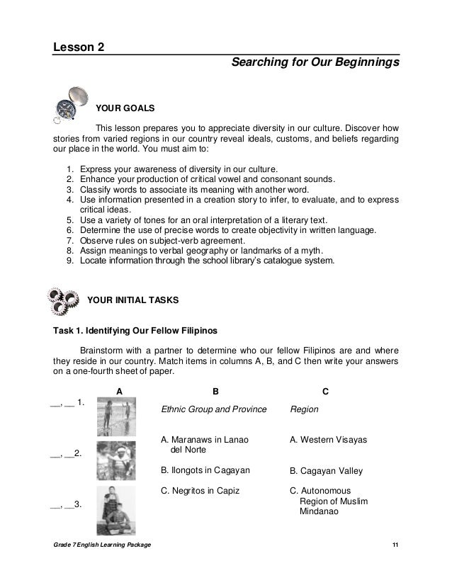 module for grade 7 english Kto12 grade 8 - learning resources grade 8 learning module in english - download here grade 8 math module 7 teaching guide.