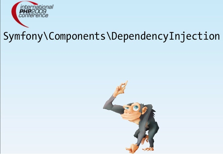 SymfonyComponentsDependencyInjection