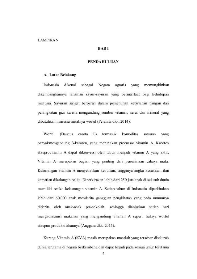 Contoh Proposal Pembuatan Produk Farmasi Tablet Hisap