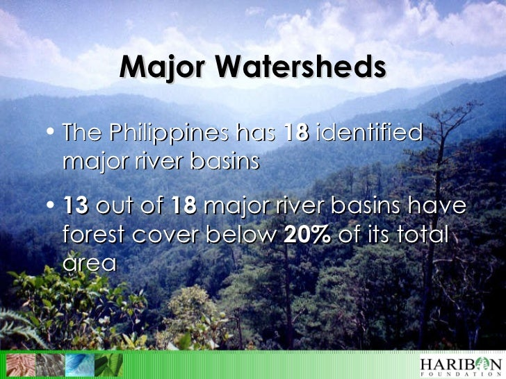 Natural Resources Depletion In The Philippines