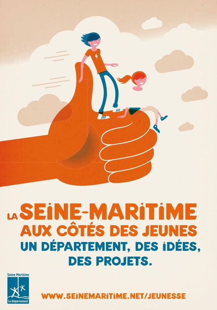 ÉdItoLa Seine Maritime est un des départements les plus jeunes de France :près de 45% de la population a moins de 30 ans. ...