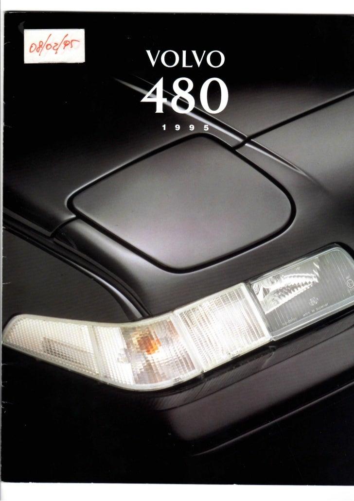 V   O   L   V   O   4   8   0Volvo 480 GT