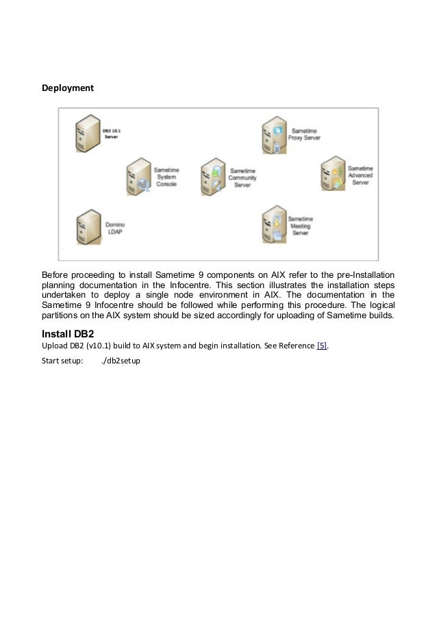 Db2 Manual Uninstall Aix