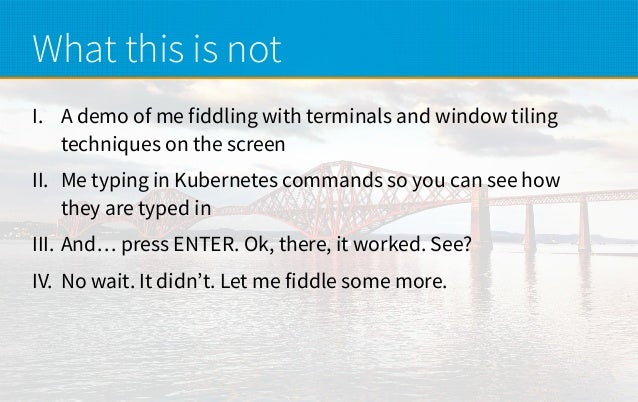 Deploying PostgreSQL on Kubernetes Slide 3