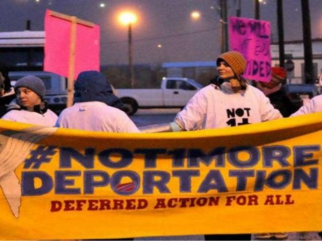 A detenção e deportação de estrangeiros sem autorização de permanência no país tem sido utilizada pelos Estados Unidos a...