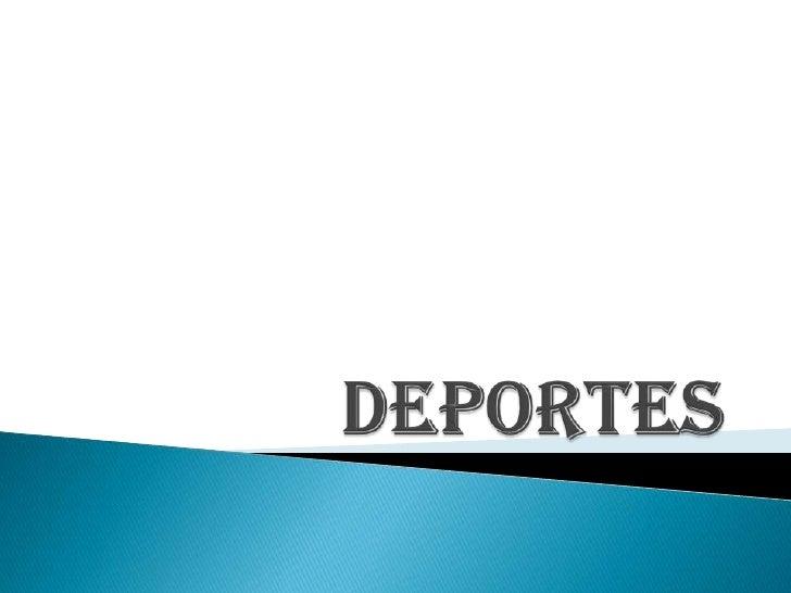    El fútbol o futbol (del inglés football), también     llamado balompié, es un deporte de equipo     jugado entre dos c...