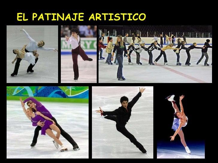 EL PATINAJE ARTISTICO