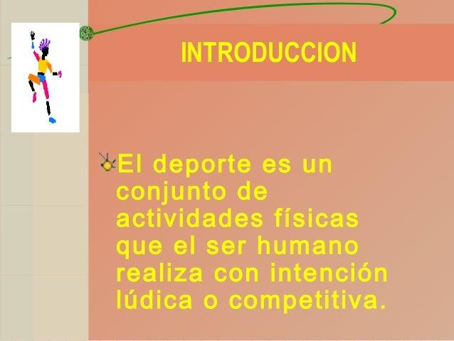 Deportes Slide 2