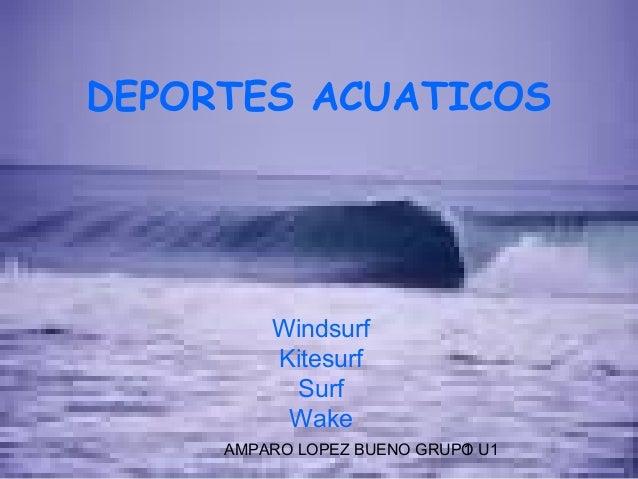 bueno escoltas Deportes acuáticos