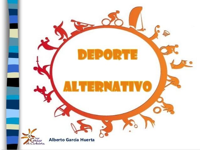 Alberto García Huerta
