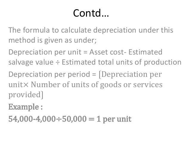 depreciation 2  1
