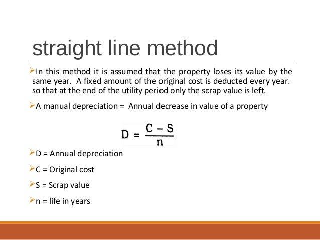 depreciation  u0026 obsolescence