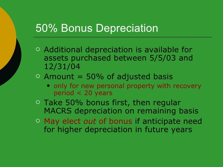 horse and depreciation adjusted basis Your original cost or other basis adjusted as to find your property's basis for depreciation for a discussion of adjustments to the basis of your.